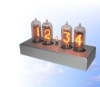 Thumbnail nixie clock with clear tubes